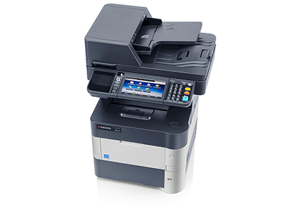 Paramount Business Services - KYOCERA ECOSYS M3550idn